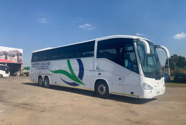 Scania, K124 IRIZAR INTER-CENTURY, 50 Seater, Luxury Coach, Used, 2007