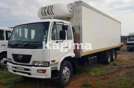Nissan, UD100, LWB, Refrigerated Truck, Used, 2011