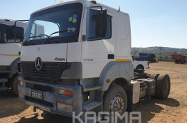 Mercedes Benz, Axor 1835, Single Axle, Truck Tractor, Used, 2007