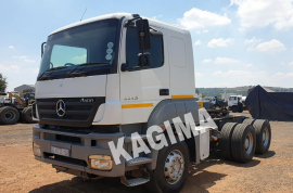 Mercedes Benz, Axor 3340, 6x4 Drive, Truck Tractor, Used, 2011
