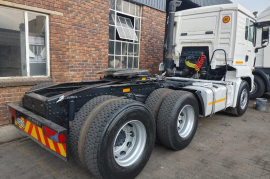 MAN, TGS 27.440 , 6x4 Drive, Truck Tractor, Used