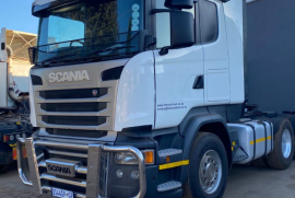 Scania, R460 , 6x4 Drive, Truck Tractor, Used, 2015