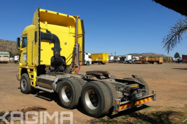 Freightliner, Argosy ISX 500 , 6x4 Drive, Truck Tractor, Used, 2011
