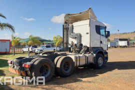 Scania, G460 , 6x4 Drive, Truck Tractor, Used, 2013