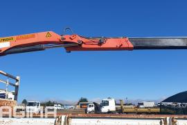 Isuzu, FTR850 with Palfinger PK15500 , 4x2 Drive, Crane Truck, Used, 2014
