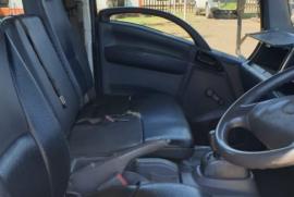 Isuzu,  NPR400 Crew Cab with & Tail Lift, 4x4 Drive, Dropside Truck, Used, 2013