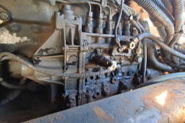 Truck Parts, MAN, D2876 , Engine Parts, Used, 2003