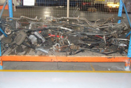 Truck Parts, Various, truck gearlever, Gearbox, Used