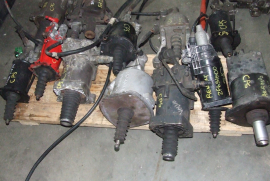 Truck Parts, Various, clutch servos, Clutches / Pedals, Used