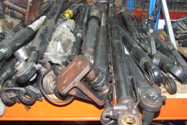Truck Parts, Various, CAB RAM, Cab / Cabin, Used