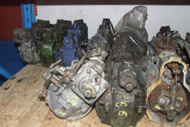 Truck Parts, Various, injector pump, Engine Parts, Used