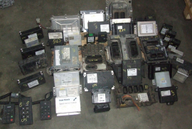 Truck Parts, Various, Engine control Modules, Electrical Systems, Used