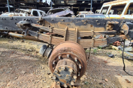 Truck Parts, Nissan, CM16 - ADE366 Turbo, Stripping for Parts, Used, 1996