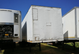 Home Built, Box Body, Used, 1995