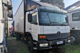 Mercedes Benz, 1528, LWB, Closed Body Truck, Used, 2004