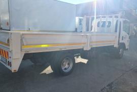 Isuzu, NQR500, 4x2 Drive, Dropside Truck, Used, 2017