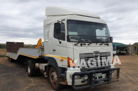 Hino, 46-410, Double Diff, Truck Tractor, Used, 2010