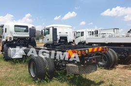 Isuzu, FXR 17.360, LWB, Chassis Cab Truck, Used, 2012