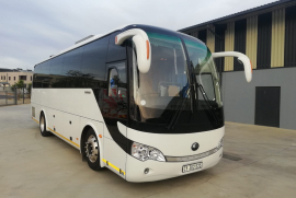 Yutong, ZK6938HQ , 32 Seater , Luxury Coach, Used, 2018