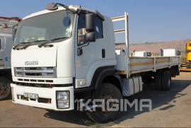 Isuzu,  FXR 17.360, LWB, Dropside Truck, Used, 2012