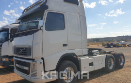 Volvo, FH480 Globetrotter, 6x4 Drive, Truck Tractor, Used, 2014