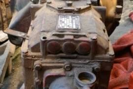 Truck Parts, Hino, S535, Gearbox, Used