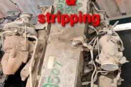 Truck Parts, Various, Stripping for parts or as is !!!, Engine, Used, 2009