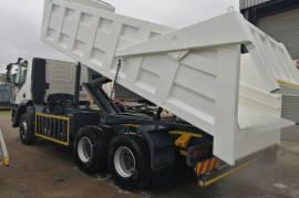 Iveco, Trakker AD380T38H, 6x4 Drive, Tipper Truck, New, 2021