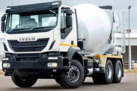 Iveco, Iveco Trakker AD380T38H, 6x4 Drive, Concrete Mixer Truck, New, 2021