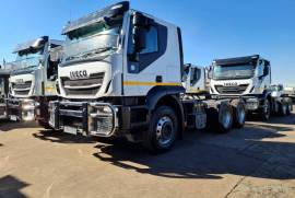 Iveco, Stralis 430, 6x4 Drive, Tipper Truck, New, 2021