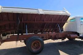 Truck Parts, Mercedes-Benz, 1113, Stripping for Parts, Side Tipper Body, Used, 1985