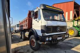 Mercedes Benz, 2624 6x4 tipper, 6x4 Drive, Tipper Truck, Used, 1988