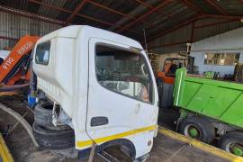 Truck Parts, Hino, 300, Cab / Cabin, Used, 2012
