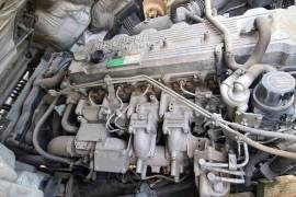 Truck Parts, Mitsubishi, 6M70 turbo diesel , Engine, Used, 2015