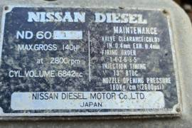 Truck Parts, Nissan, ND60 (4k & 3K), Engine Parts, Used