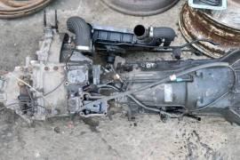 Truck Parts, Mitsubishi, 4D56 Turbo diesel , Engine, Used