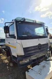 Truck Parts, Mercedes-Benz, Axor / Atego, Cab / Cabin, Used, 2003