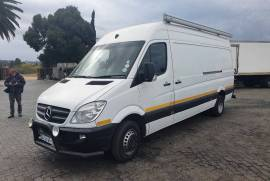 Mercedes Benz, 529 CDI, 4x2 Drive, LDVs and Panel Vans, Used, 2013