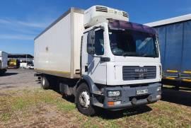 MAN, TGM 15-240, LWB, Refrigerated Truck, Used, 2009