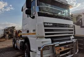DAF, Double Diff, Truck Tractor, Used, 2011