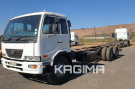 Nissan, UD 100, 6x2 Drive, Chassis Cab Truck, Used, 2011