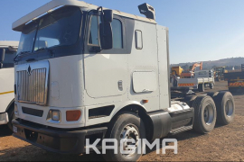 International, 9800i Manual, 6x4 Drive, Truck Tractor, Used, 2003