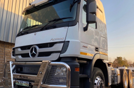 Mercedes Benz, Actros 2646, 6x4 Drive, Truck Tractor, Used, 2017