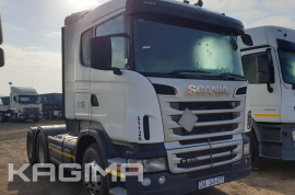 Scania, R500 with air suspension, 6x4 Drive, Truck Tractor, Used, 2011