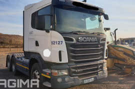 Scania, R500, 6x4 Drive, Truck Tractor, Used, 2014
