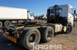 Nissan, UD Quon GW26-490, 6x4 Drive, Truck Tractor, Used, 2013