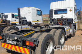 Nissan, UD Quon Gw 26-450, 6x4 Drive, Truck Tractor, Used, 2014