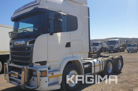 Scania, R500, 6x4 Drive, Truck Tractor, Used, 2015