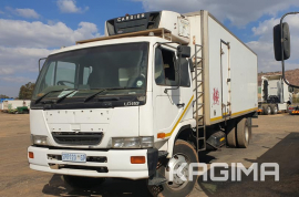 Nissan, UD 80, 4x2 Drive, Refrigerated Truck, Used, 2005