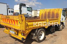 Isuzu, NQR500 4 Cube dropside, 4x2 Drive, Tipper Truck, Used, 2015